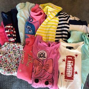 Other - Little girl Bundle tees